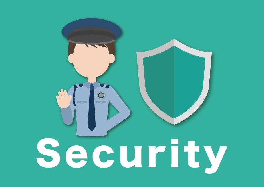 セキュリティ支援